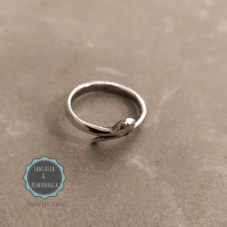 δαχτυλίδι φίδι (κωδ:023)