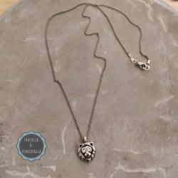 αλυσίδα για το λαιμό με λιοντάρι (κωδ:0254)
