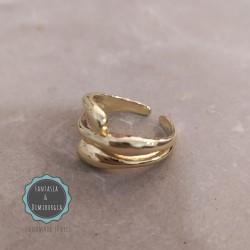 δαχτυλίδι μπρούτζινο (κωδ:026)