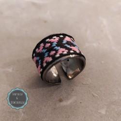 δαχτυλίδι με έθνικ μοτίβο (κωδ:0021)
