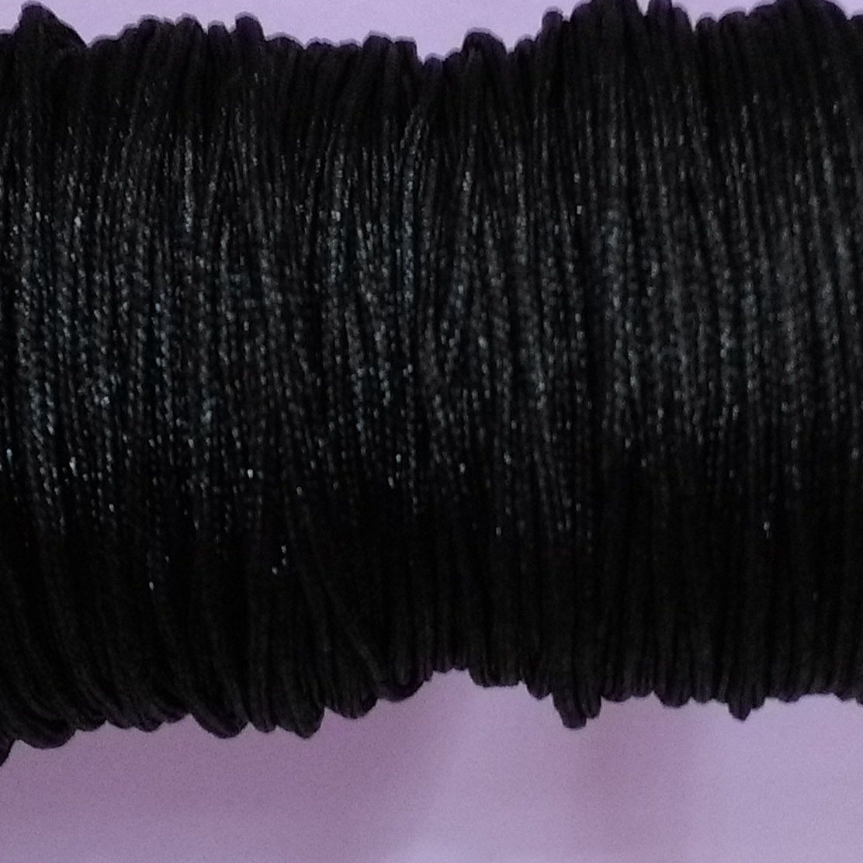 μαύρο σατινέ