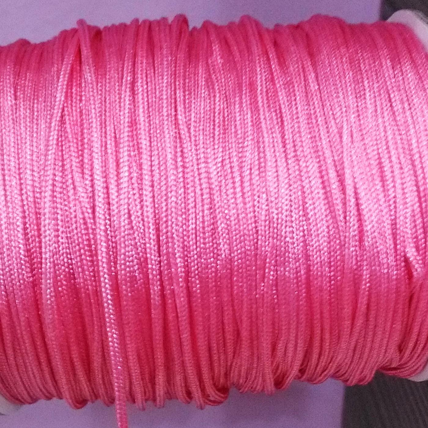 dark pink σατινέ
