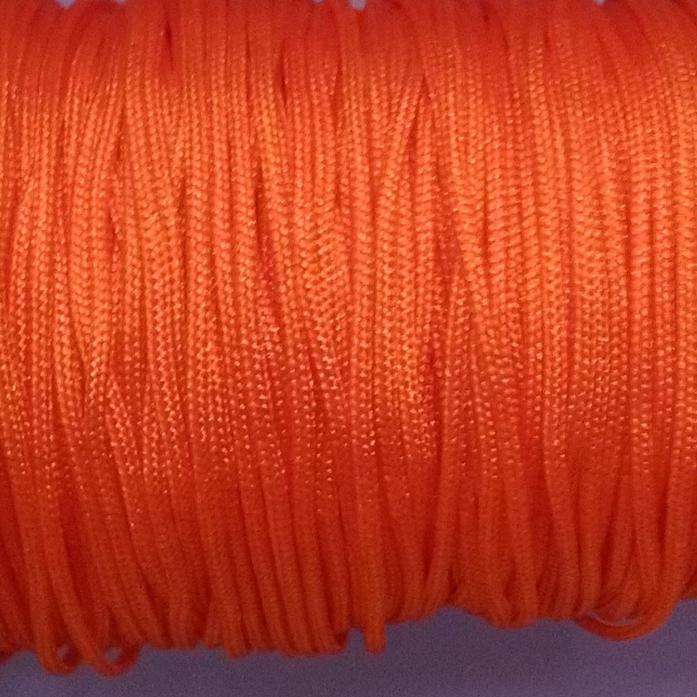 πορτοκαλί σατινέ